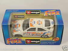 BBURAGO BURAGO 1/43 STREET FIRE #4119 FORD ESCORT RALLY 4x4 GULF N.1 NEW [PG3-5]