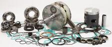 Wrench Rabbit Complete Engine Rebuild Kit 1998-2001 KX250 Crank Piston Gaskets