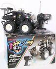 Wild Pony Vtg Radio Shack 4-Wheel Drive Trigger Remote Control Toy Truck Car