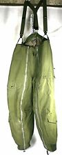 A-11 WWII - Lined Winter Trousers Intermediate Flying Air Forces US Army Size 32