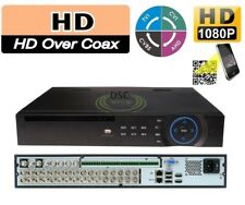 32 Channel Dahua OEM 5-in-1 1080P CVI/TVI/AHD/Analog/IP DVR, 4 HDD UP TO 32TB