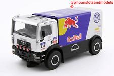50409 Avant antes de ranura hombre camión-Paris-Dakar 2010-No.658 - Nuevo y Sellado