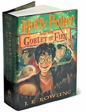 HARRY POTTER & THE GOBLET OF FIRE ~ 6th PRINT USA HC