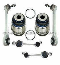 Rear Guide Rod Rods Ball Joint Joints Sway Bar Link Set 8 for BMW E60 E65 745i