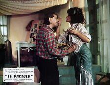 MARIE LAFORET PATRICK SEBASTIEN LE PACTOLE 1985 J-P MOCKY PHOTO D'EXPLOITATION 6