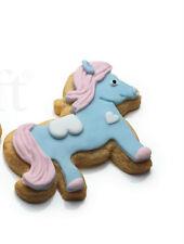 Kitchencraft pony/horse en forma de metal biscuit/cookie cutter.girls Repostería Casera