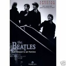 THE BEATLES - FROM LIVERPOOL TO SAN FRANCISCO (2 DVD) *NEU OVP*