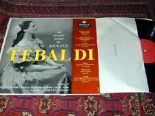 RENATA TEBALDI London LP Operatic Recital Made ENGLAND