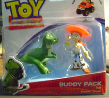 DISNEY TOY STORY BUDDY PACK REX & YODELIN' JESSIE HTF *NEW*