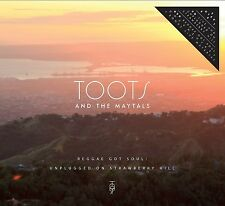 TOOTS & THE MAYTALS - UNPLUGGED ON STRAWBERRY HILL  CD + DVD NEUF