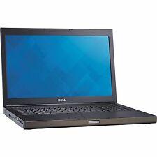 Dell Precision M4800 Laptop-Core i7 4900MQ-2.80GHz-8GB-QHD-1TB-mSATA + Dock Stn