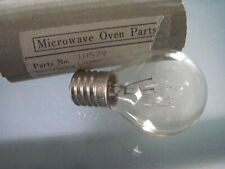 Microwave Oven Clear Light Bulb #10529
