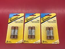 Lot Of 6 Cooper Bussmann 30A General Purpose Fuses