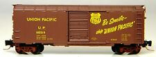 NIB Z MTL #50000741 40' Single Door Boxcar Union Pacific #185519