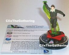 GREEN LIGHT(red son) #064 Superman Wonder Woman DC HeroClix Chase Rare