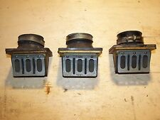 Yamaha SX Viper 700 Viper Snowmobile Set of 3 Reed Cages & Intake Boots