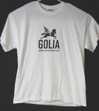 GOLIA MONGOLIA VODKA  MENS T SHIRT  SIZE XL