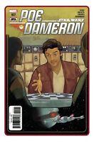 Poe Dameron #27 STAR WARS  MARVEL COMICS COVER A  1ST PRINT