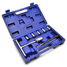 7PC Diesel Injektor Sitz Cutter/Reiniger Set Gefäß Carbon Reinigung AT863