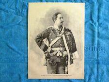 Sua Maestà Guglielmo II imperatore di Germania nel 1888