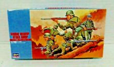 Hasegawa Hobby Kits German Infantry Attack Group 1:72 scale Model in box