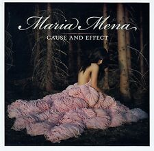 MARIA MENA : CAUSE AND EFFECT / CD