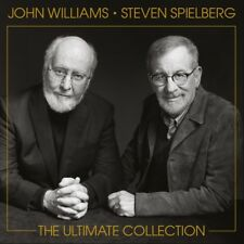 John Williams & Steven Spielberg The Ultimate Collection - 3cd Album