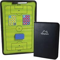 Magnetic Football Tactics Board Coaching Tactic Training Board 30x45cm