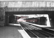 PHOTO  TEIGNMOUTH RAILWAY STATION TWO OPPOSITE VIES OF THE STATION 5/9/84 1