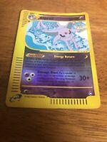 Espeon Aquapolis Reverse Holo 11/147 Pokemon Card