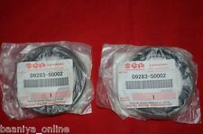 2x Suzuki SJ Sierra Samurai Front Axle Oil Seals 86-95 SGP Genuine NEW Free Ship