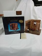 "Fontanini sewing corner set members only exclusive 2002 5"" Nativity Roman Inc"