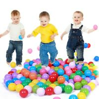 100pcs Kids Child Ball Pit Pool Play Tent for Baby Indoor Outdoor Game Toy Gift