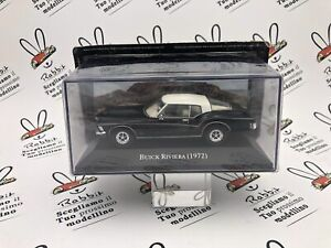 """Die Cast """" Buick Riviera (1972) """" American Cars Scale 1/43"""