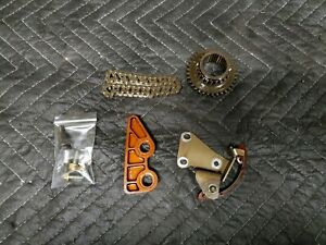 OEM Oil Pump Chain Kit /Tensioner / Guides Acura TSX K24 K24a2 K Series
