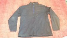 Eddie Bauer Mens Large Blue Pull over