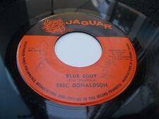 ERIC DONALDSON - BLUE BOOT 7' 1972 JAGUAR VG LISTEN