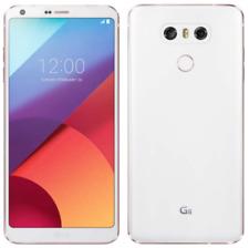 "Unlocked LG G6 H871 32GB 4GB RAM 4G LTE GPS NFC FM Radio 5.7"" Smartphone White"