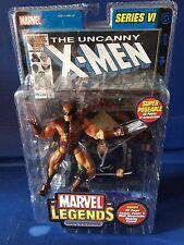 Marvel Legends Wolverine Brown Suit Series VI