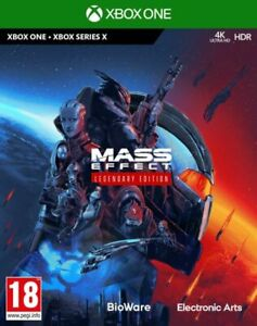 Mass Effect Legendary Edition (Xbox One/Series X) BRAND NEW SEALED