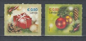 Lettland  969 - 70  Weihnachten  ** (mnh)