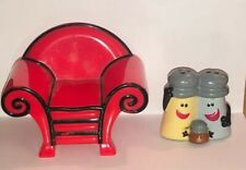Blues Clues House Playset Accessoriess Big Red Chair Salt & Pepper Paprika