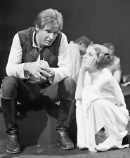 NEW 6 X 4 PHOTOGRAPH BEHIND THE SCENES MAKING OF STAR WARS 24