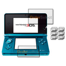 6X Ultra Clear HD LCD Screen Shield Guard Protector for Nintendo 3DS 200+SOLD
