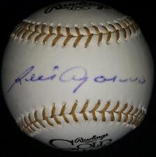 LUIS APARICIO Signed Ball Official GOLD GLOVE AWARD Baseball
