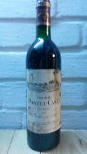 Château Pontet-Canet 1985-  Pauillac