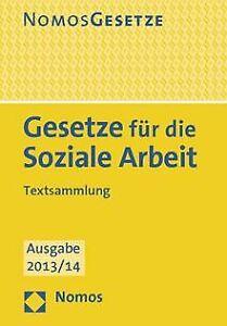 Gesetze für die Soziale Arbeit: Textsammlung: Textsammlu... | Buch | Zustand gut