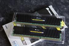 Corsair Vengeance LP 16GB (2x8GB) DDR3 1600 MHz CAS 9-9-9-24 XMP Dual Channel