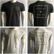 NEW Rip Curl Mens Beach /Surf Tee Shirt Casual Tops S/Sleeve Crew T-shirt XS-3XL