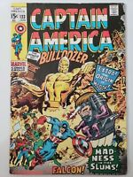 CAPTAIN AMERICA #133 (1970) THE FALCON! ORIGIN OF MODOK! STAN LEE! GENE COLAN!